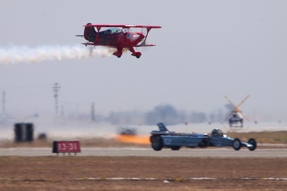 Jetcar-Race